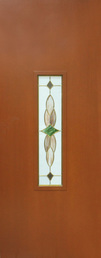 G -041 Decorative Glass Door