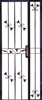 GW738 Wrought Iron Gate