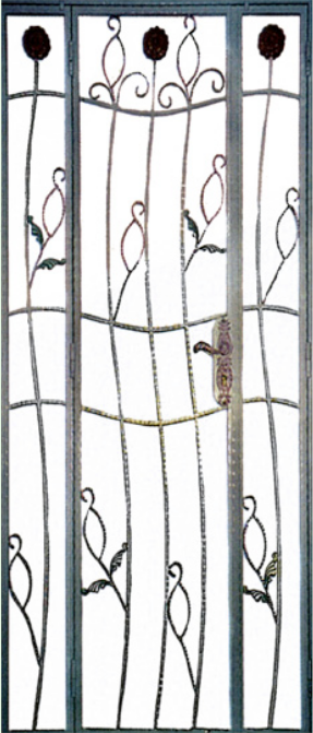 GW789 Wrought Iron Gate